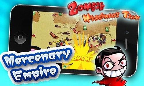 Zombie Mercenary Team