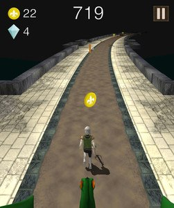 Temple Soldier Run