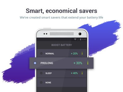 Boost Battery Saver Free