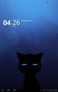 Stalker Cat Live Wallpaper Lt