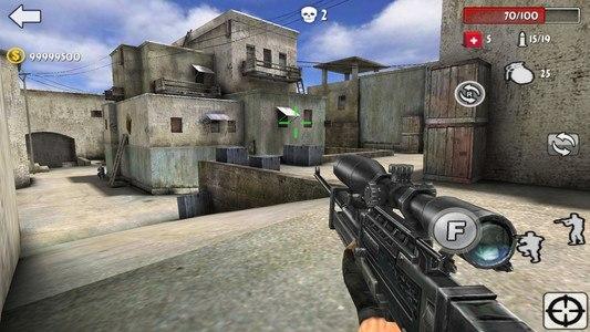 Gun Strike Shoot