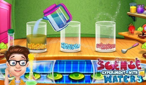 Science Experiment With Water3