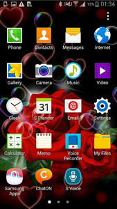 Love Rose Free Live Wallpaper