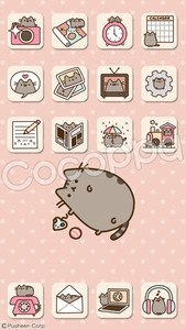 icon wallpaper dressup-CocoPPa