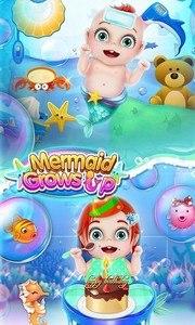 Mermaid Grows Up