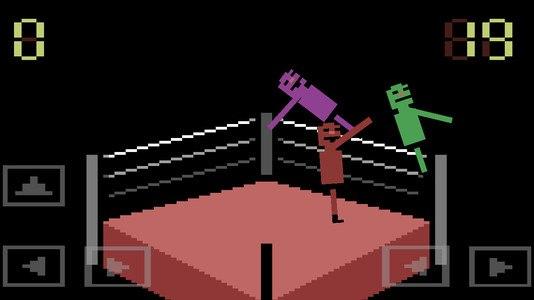 Wrassling - Wacky Wrestling