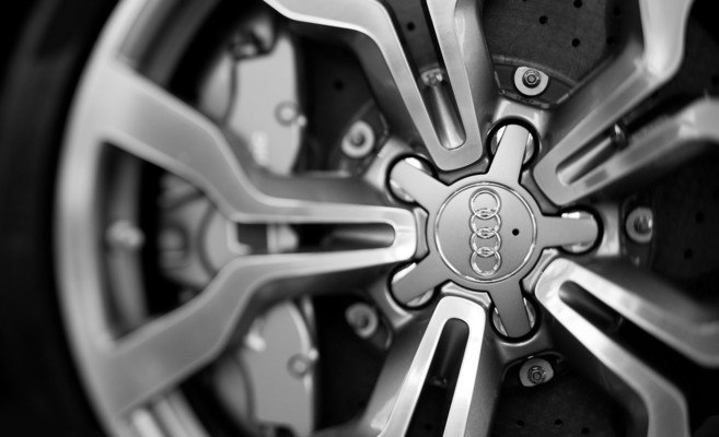 Audi R8 Allow Wheel