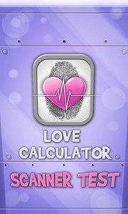 Love Calculator: Scanner Test