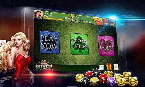 Texas Holdem Poker By Riki