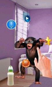 Tickle Talking Monkey