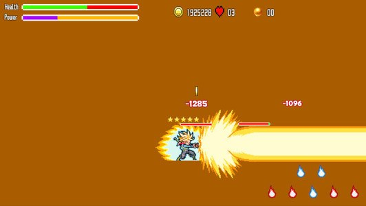 Battle Of Super Saiyan