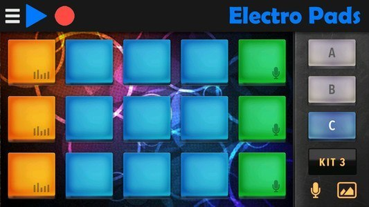 Electro Pads