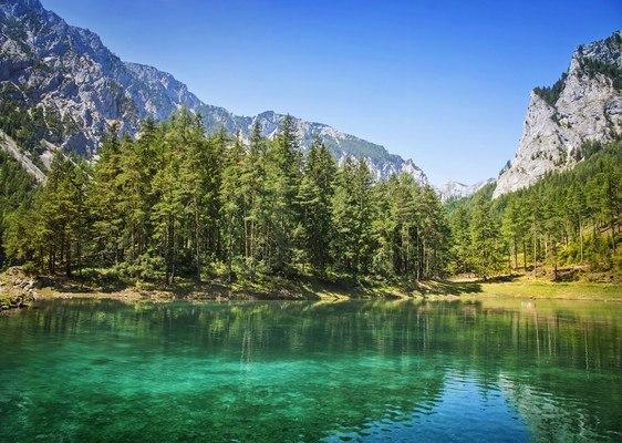 Beautiful Clear Lake
