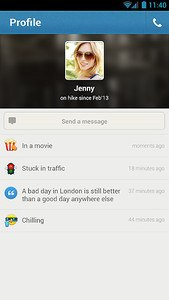 hike messenger apk download for blackberry