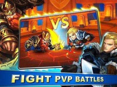 Heroes League: War of Legends