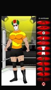 Create A Wrestler (Dress Up )