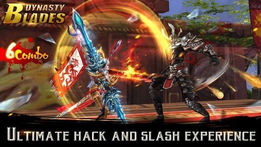 Dynasty Blades: Warriors MMO