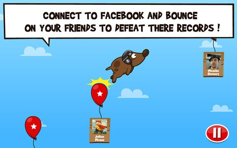 Space Dog + | Facebook Game