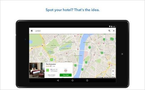 trivago The Hotel Search