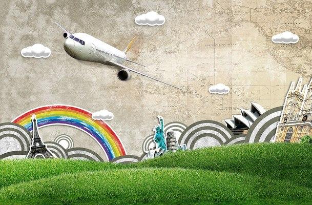 Travel Art
