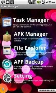 Super Manager 3.0
