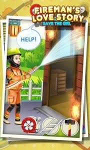 Fireman's Love Story