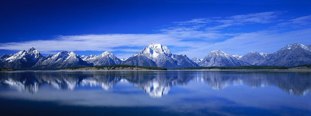 Mirror Mountains