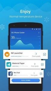 DU Phone Cooler & Cool Master