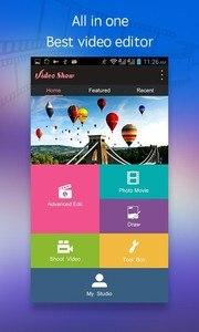 VideoShowPro:Free Video Editor
