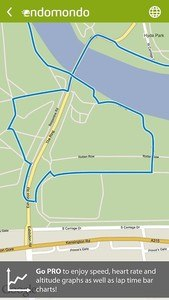 Endomondo Running Cycling Walk