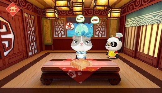 Dr Panda's Restaurant: Asia