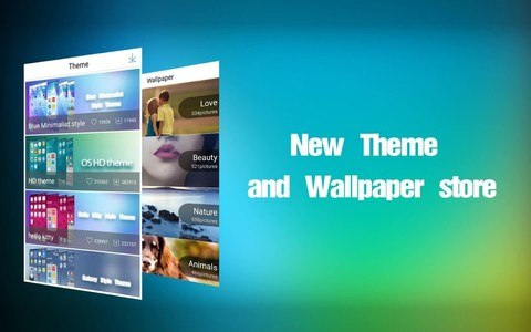 OS9 Launcher HD-smooth & theme