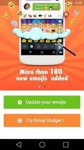 Emoji Plus for Galaxy-Kika