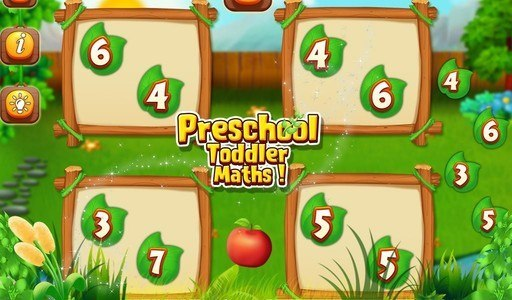 Preschool Toddler Maths