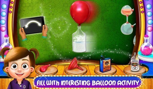 Science Experiment WithBalloon