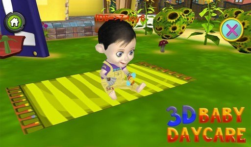 3D Baby Day Care