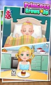 Princess Grows Up