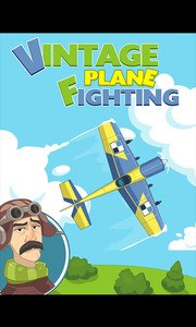 Vintage Plane Fighting