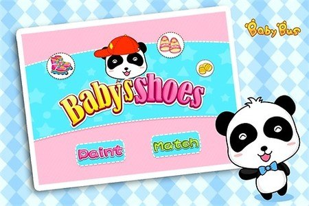 My Shoes by BabyBus