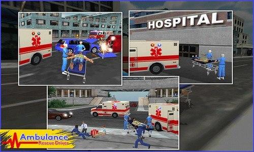 Ambulance Rescue Driver 2017