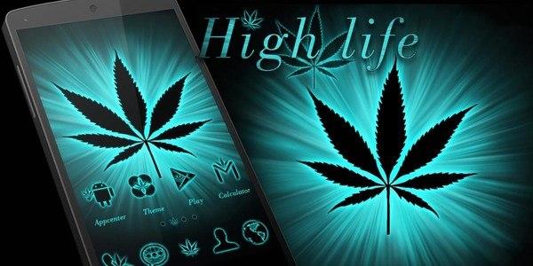 High Life GO Launcher Theme