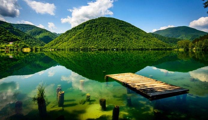 Bosnia And Herzegovina Lake
