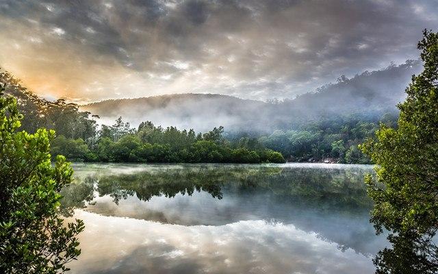 Beautiful Berowra Creek