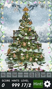 Hidden Object - Christmas Tree