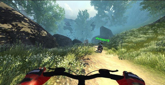 MTB DownHill: Multiplayer