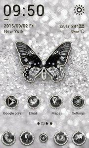 Luxury GO Launcher Theme