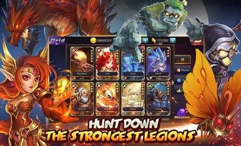 Legion Hunters