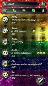 (FREE) GO SMS LGBT THEME