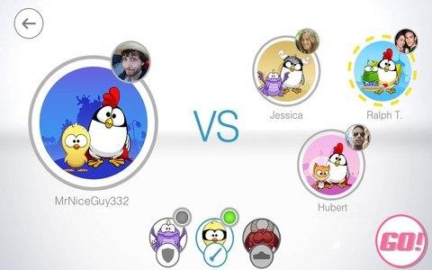 Ninja Chicken Multiplayer Race