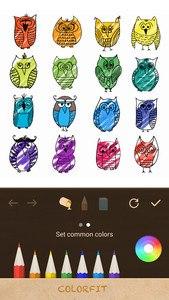 Colorfit Coloring book